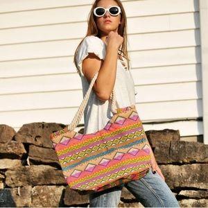 Handbags - TW00314 Canvas Tote